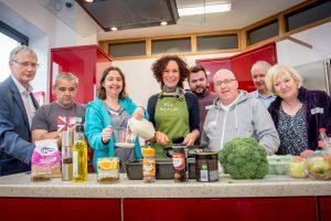 #HousingWeek – Cookery demos top Apex Living Centre menu