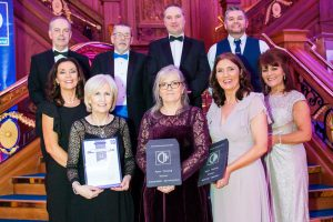 Great success at the 2017 Chartered Institute of Housing Awards