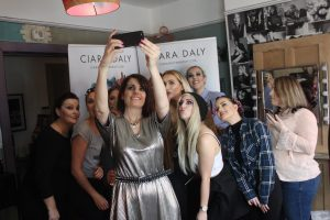 Tenants complete Make up Course with Ciara Daly
