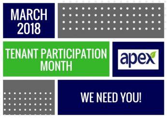 Tenant Participation Month