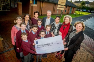 Apex gives St. John's Primary School CRED Ability
