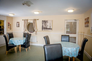 Tenants dining room