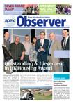 Apex observer spring 2011