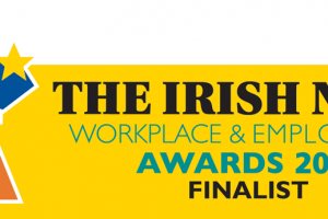 Irish News Workplace and Employment Awards logo