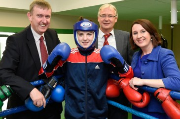 £4.5m Glen Community Centre opens in Belfast