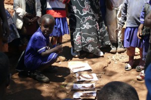 The Miwaleni Community and Children in Crossfire