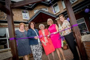 St Julian's House celebrates 20th Anniversary in style.