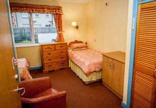 brookmount-nursing-apex-bedroom