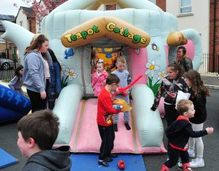 Magowan Park fun day 2017