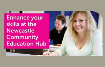 Educational opportunities for Apex tenants in Newcastle
