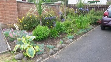 Overall Best Kept Garden - Mr & Mrs Cooper