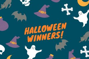 Halloween Winners 2017