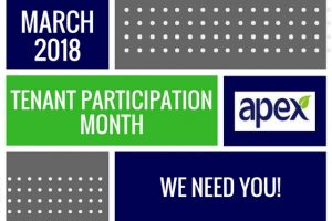 Tenant Participation Month