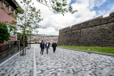 Environmental Upgrade at Nailors Row Now Completed