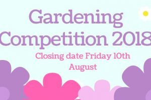 Gardening Competition 2018