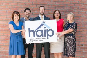 €1.1m Housing Associations Integration Project (HAIP) Launches – Over 1,000 social housing residents from 40 neighbourhoods to take part.
