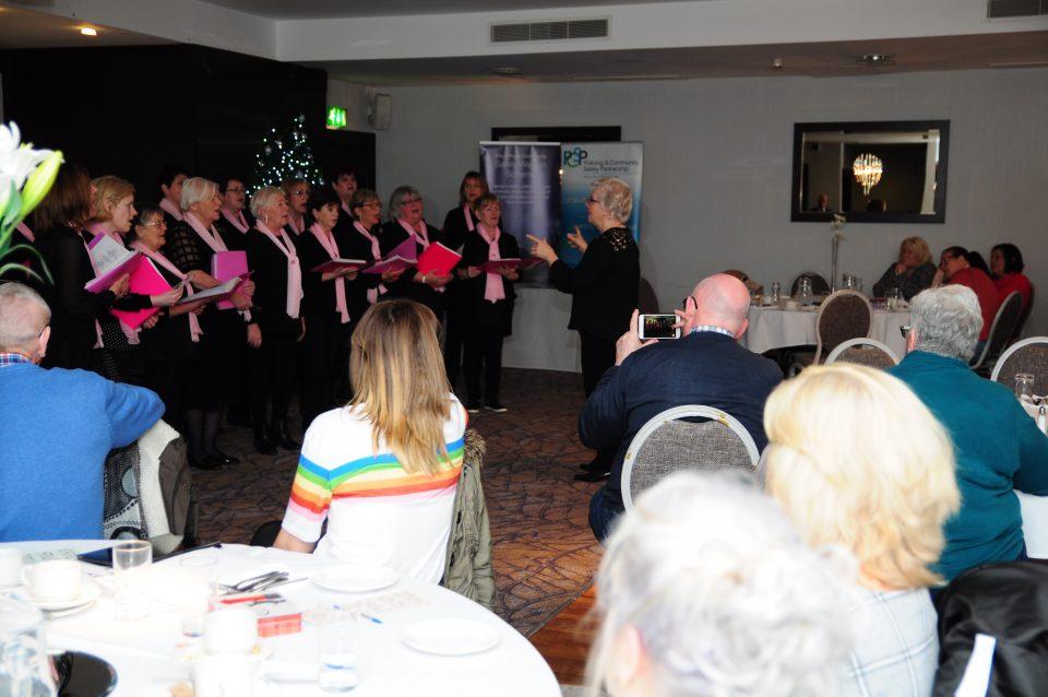 Pink Ladies Choir