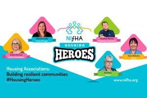 NIFHA Housing Heroes Billboard