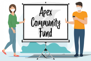 Launch of Apex Community Fund 2021