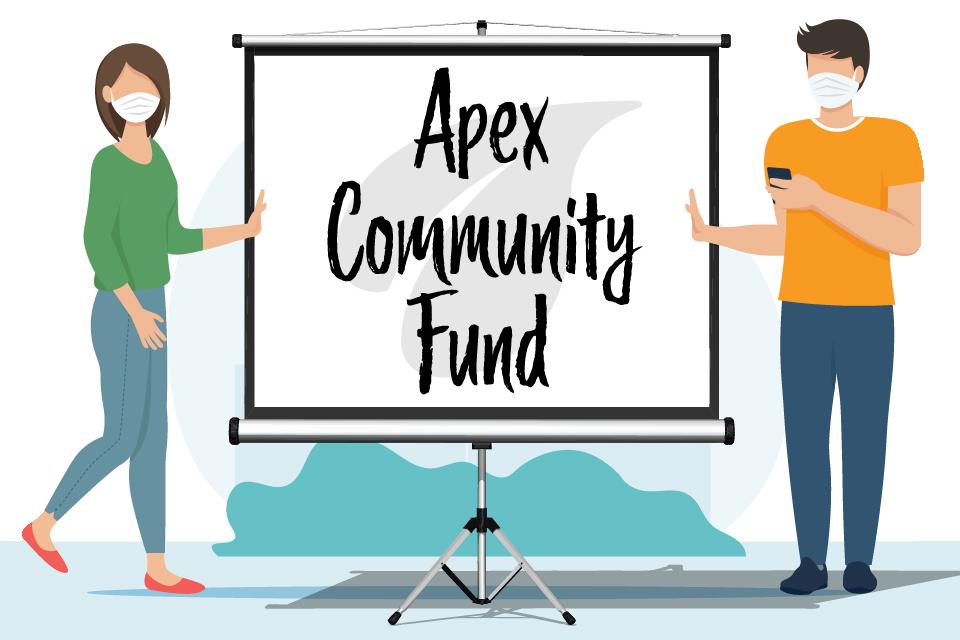 Launch of Apex Community Fund 2021