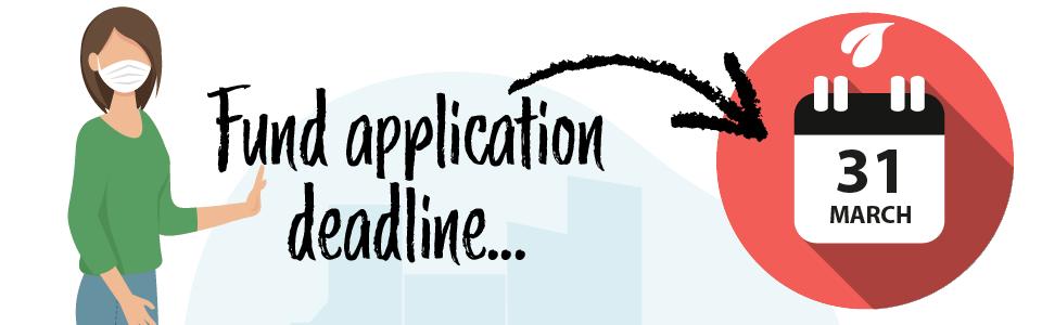 Application deadline for 2021 Apex Community Fund