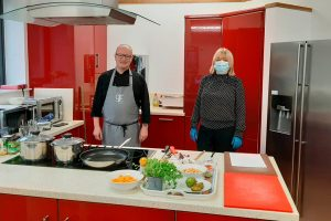 Apex Cook-Along at the Apex Living Centre with Chef Charlie Dillon