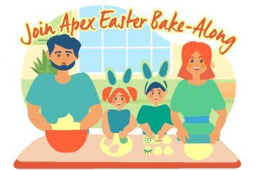 Apex Easter 2021 Bake-Along on Zoom