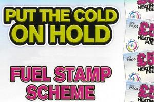 Fuel stamp savings scheme for tenants