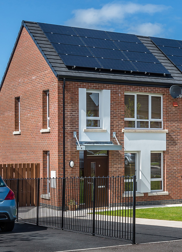 Care One Credit Card >> Family homes | Apex Housing Association | Northern Ireland
