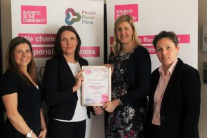 Apex shortlisted for responsibility award