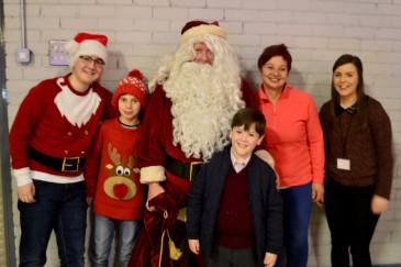 Christmas Community Event at first TBUC Development