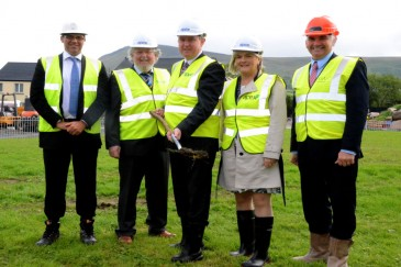 New £2.2m social housing scheme at Hass Road, Dungiven