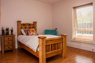 Bedroom at Ardavon