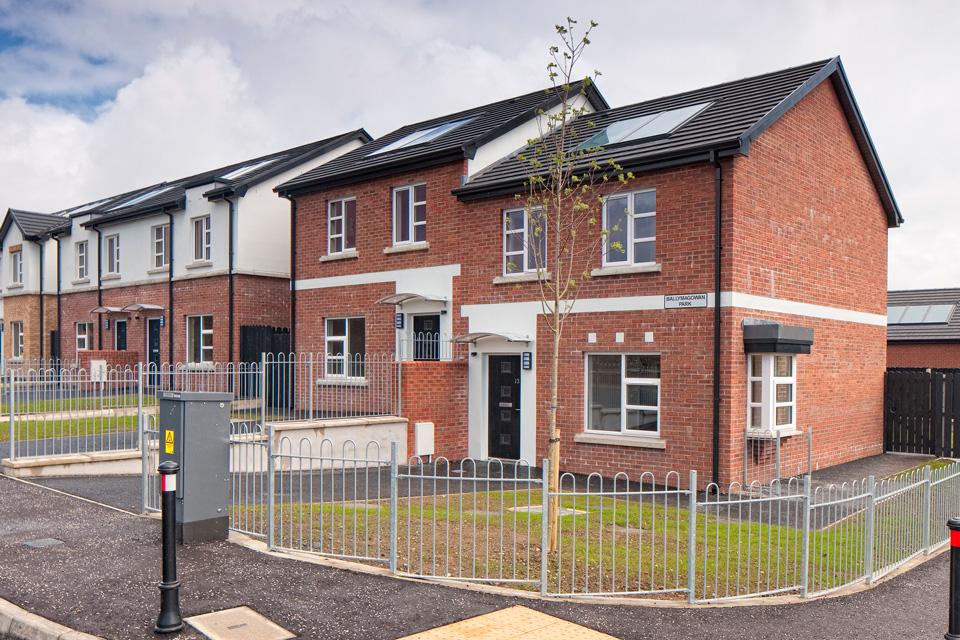 New Homes Sales Ireland