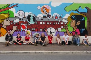 Ballynafoy Close Community Art Project