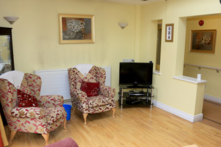 Beechway house common room