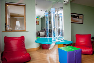 Snoezelen  relaxation room and facility