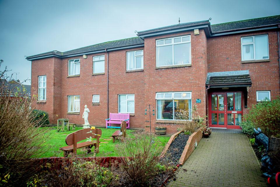 Woodbank House Apex Housing Association Northern Ireland